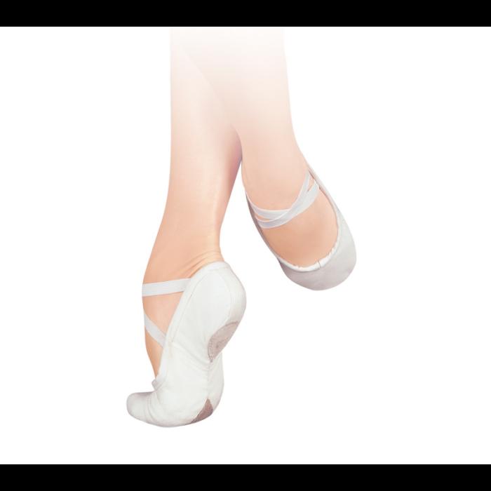 Sansha No.1C. Vászon Gyakorló cipő - Balettcipő