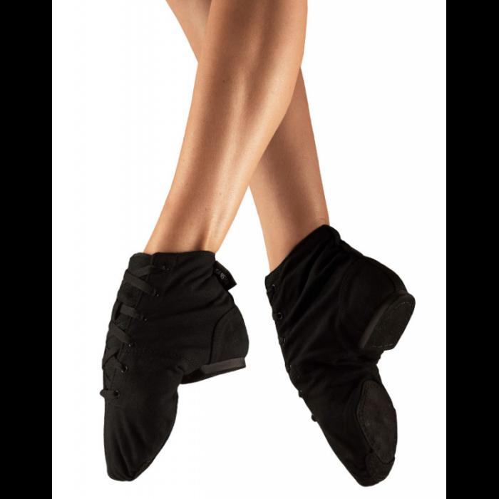 Sansha Vászon Jazz cipő