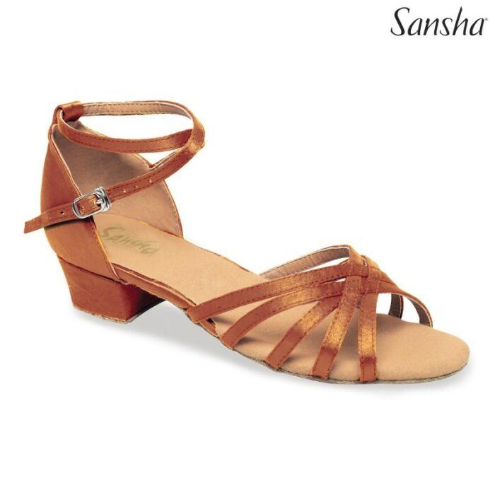 Sansha Marina Gyerek Latin Cipő