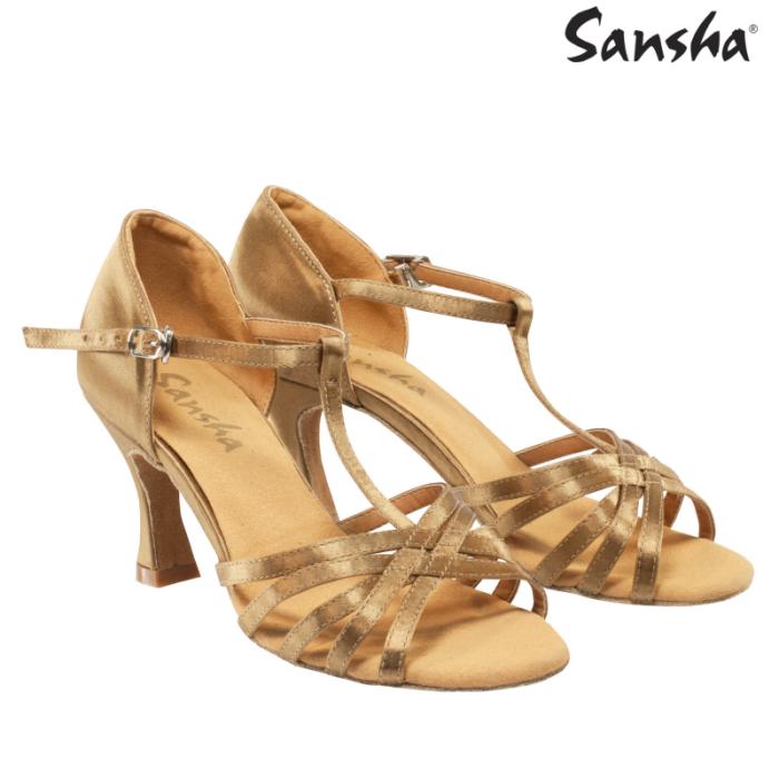 Sansha Juanita Latin Cipő