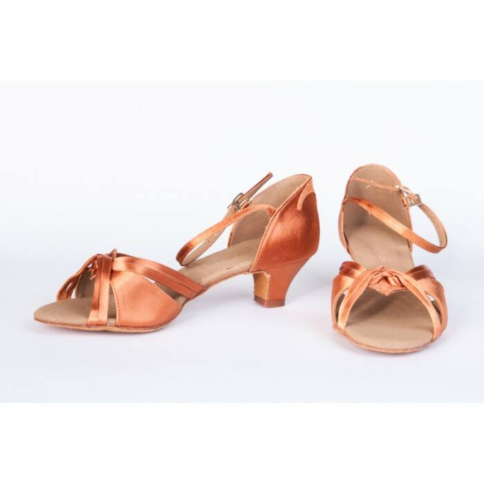 BD Dance csomós női latin cipő