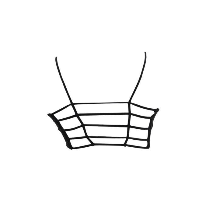 Különleges hátú top