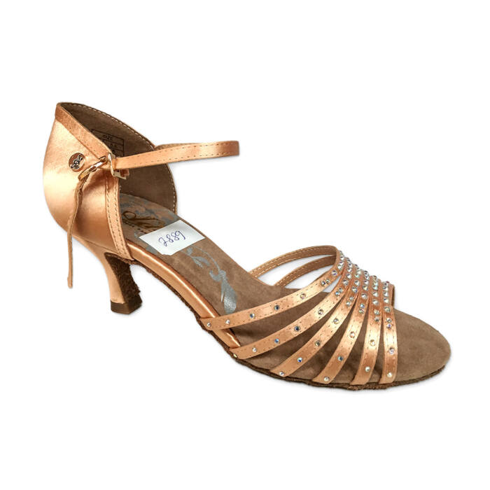 Athén női hobbi latin cipő