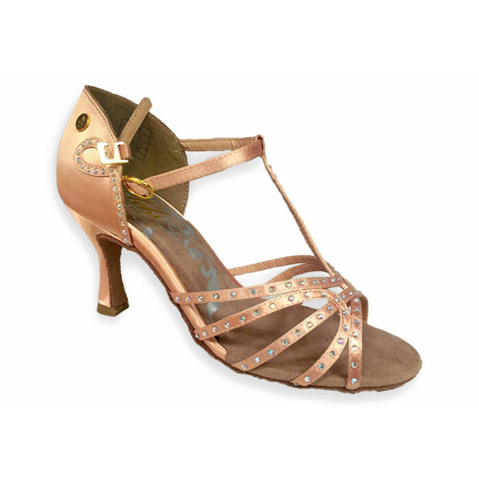 Glasgow női hobbi latin cipő