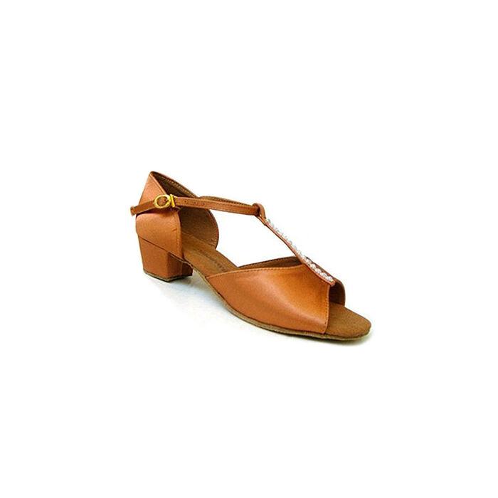 Vitorlavirág kislány latin cipő