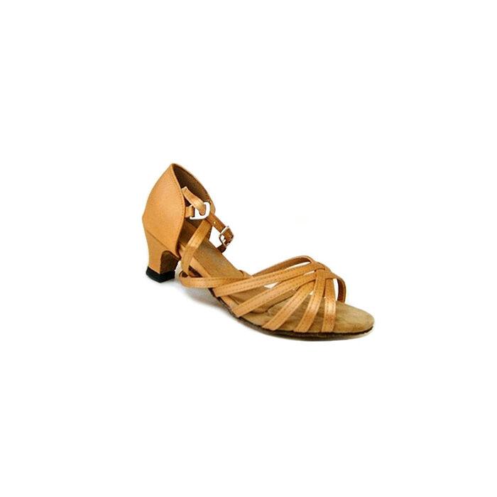 Mikulásvirág kislány latin cipő