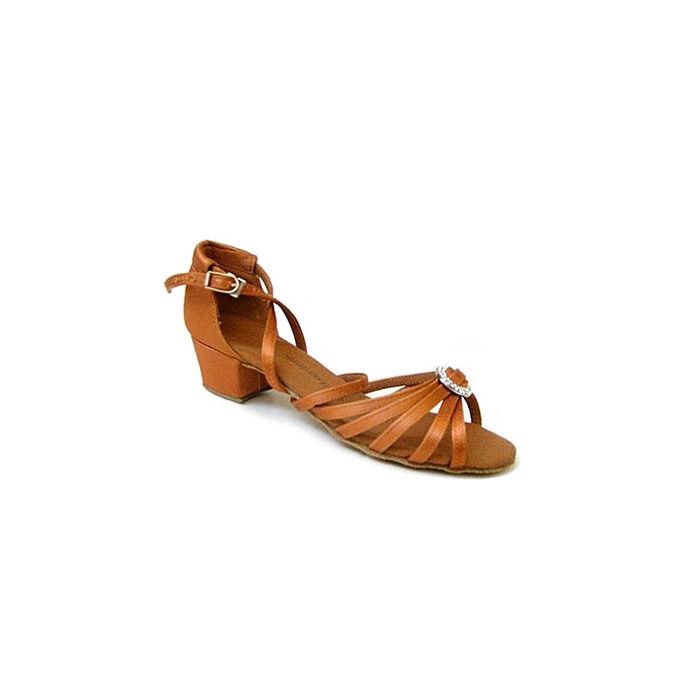 Napvirág kislány latin cipő