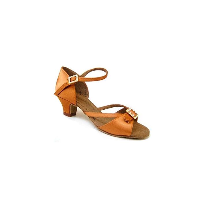 Sisakvirág kislány latin cipő