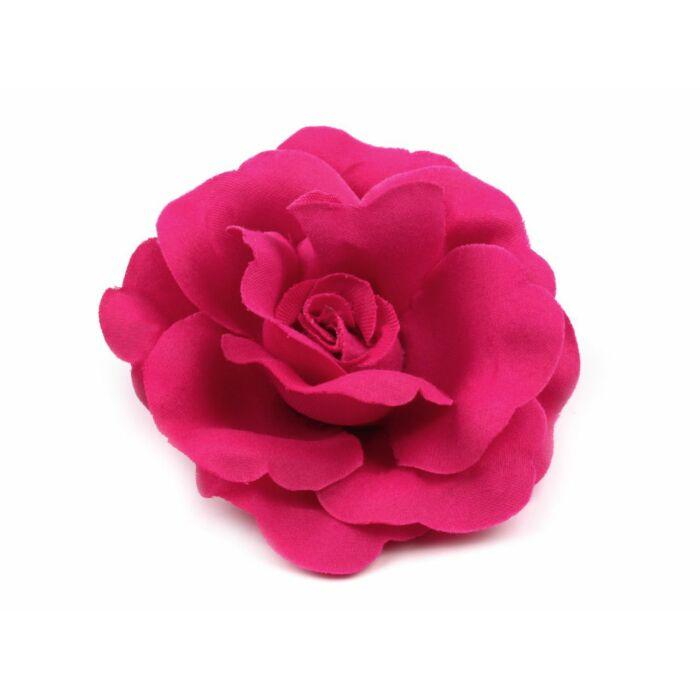 Rózsás hajcsat