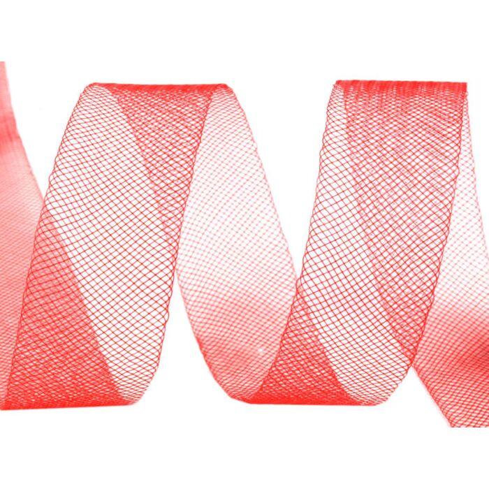 Lószőr szalag, ruha merevítő puha 2,5 cm