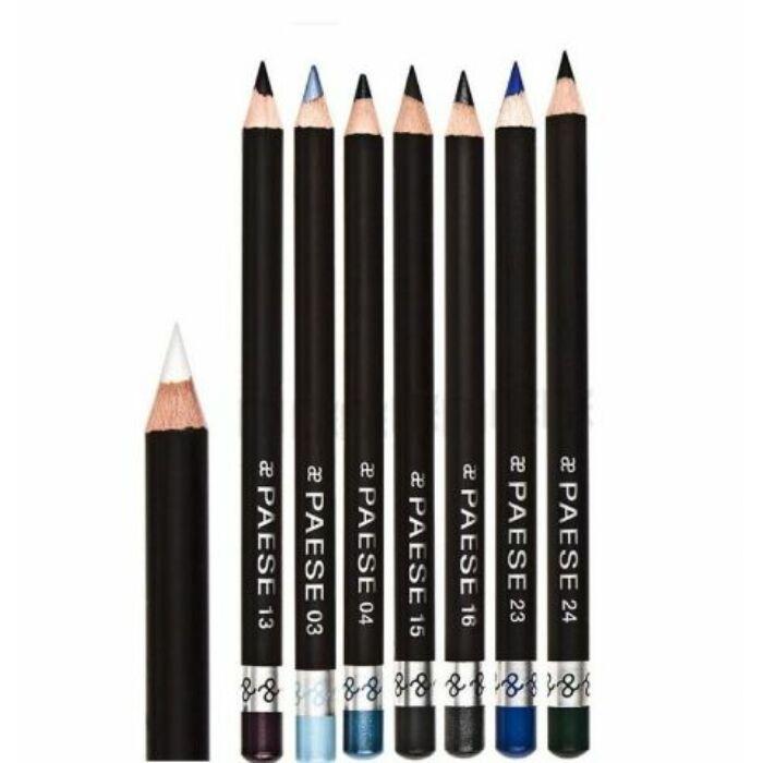 Paese Waterproof Eye Pencils- ZSÍRKRÉTA SZERŰ PUHA VÍZÁLLÓ SZEMCERUZÁK