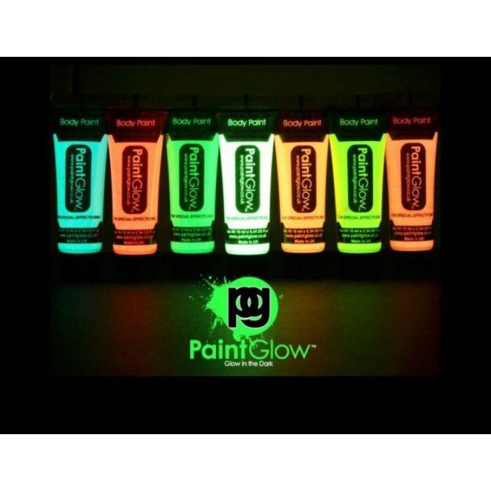 PaintGlow speciális intenzív UV test és arcfesték 10 ml