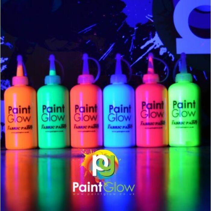 Paintglow UV festék ruhára, szövetre 180 ml